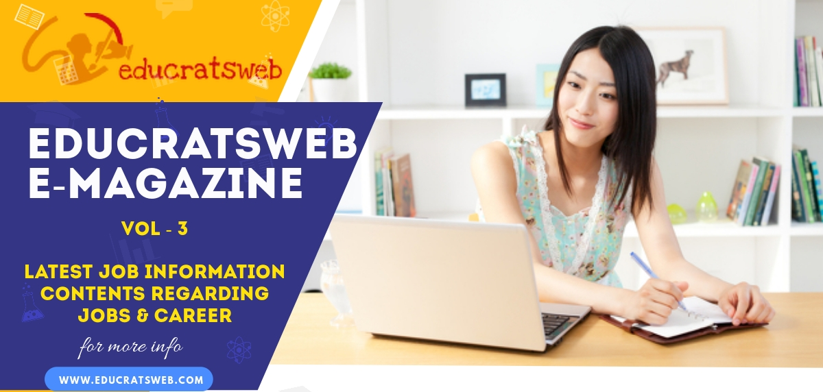 Educratsweb E-Magazine Issue No. 03 Sep 2020 | educratsweb.com For Download Visit http://bit.ly/edumag3