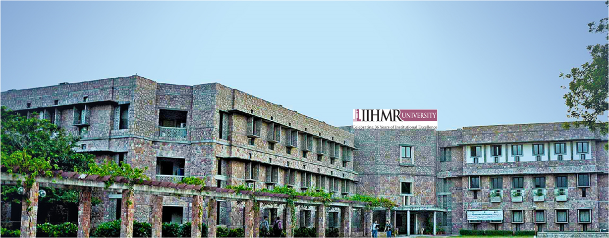 IIHMR University invites Applications for MBA Executive Courses in Leadership and Strategy