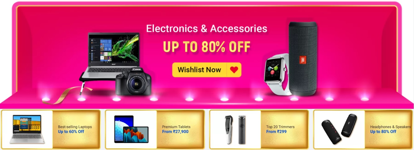 Flipkart Big Billion Days Sale 2020 Offers