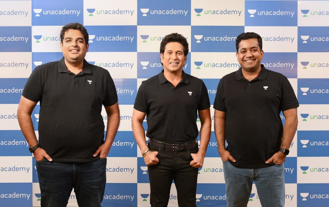 Master Blaster Sachin Tendulkar Enters Into A Strategic Investment With Unacademy