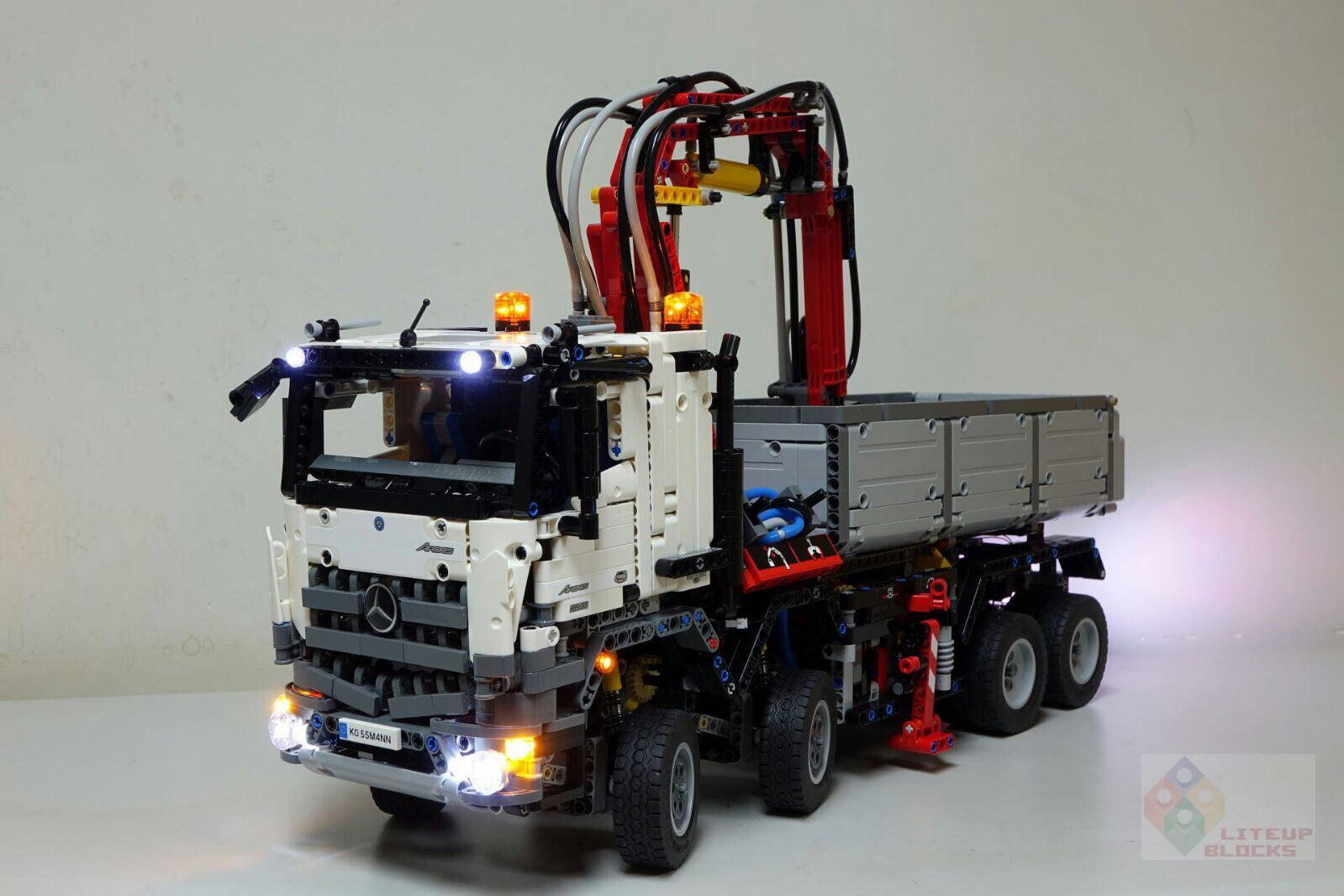 Top 5 Lego Lighting Construction Toy With Light