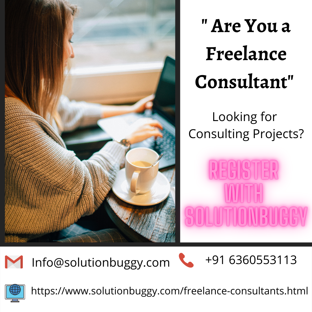 Freelance Consulting Jobs - Job Opportunities Available Online