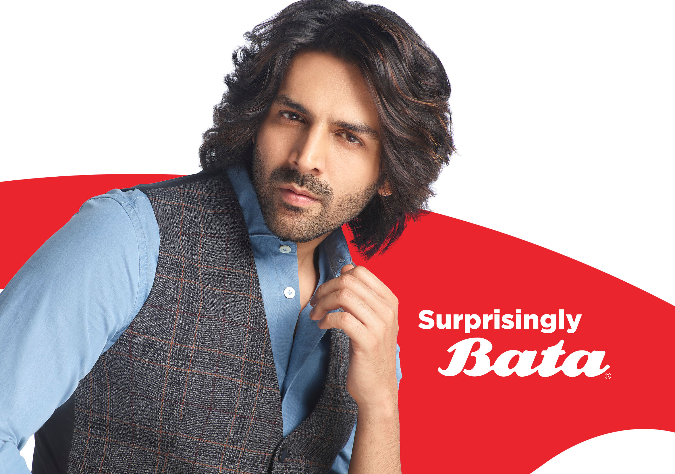 Bata appoints India's heartthrob Kartik Aaryan as the new face of the brand