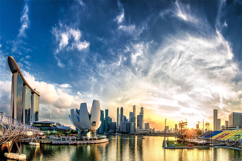 Best singapore packages from Delhi