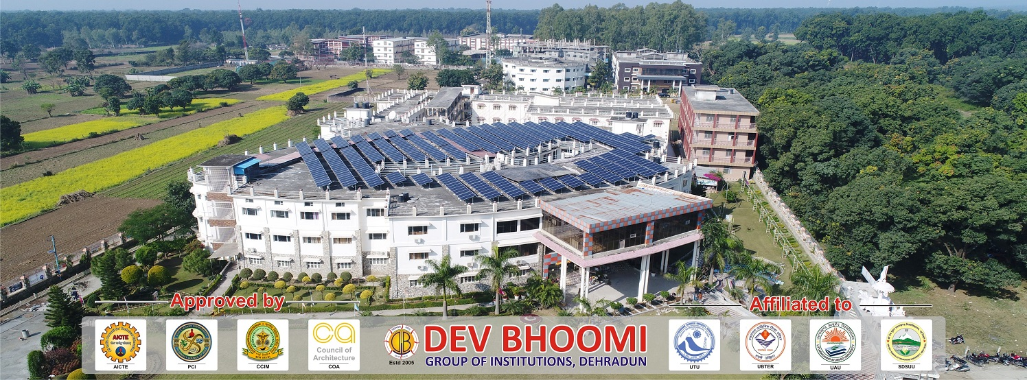 The study from the Dehradun best college