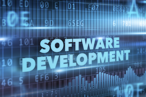 What do software developing companies do?