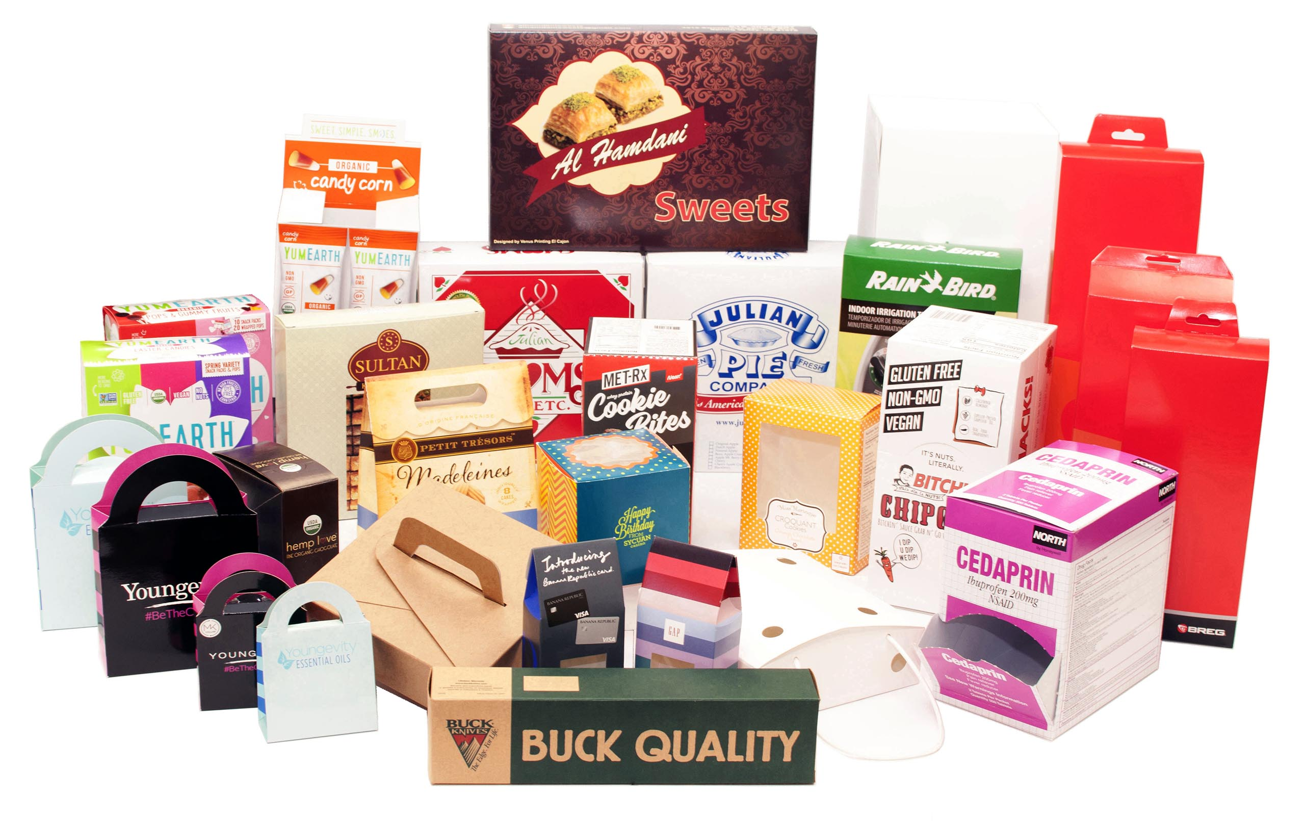How Custom Boxes Have Changed the Packaging Strategies of the Market?