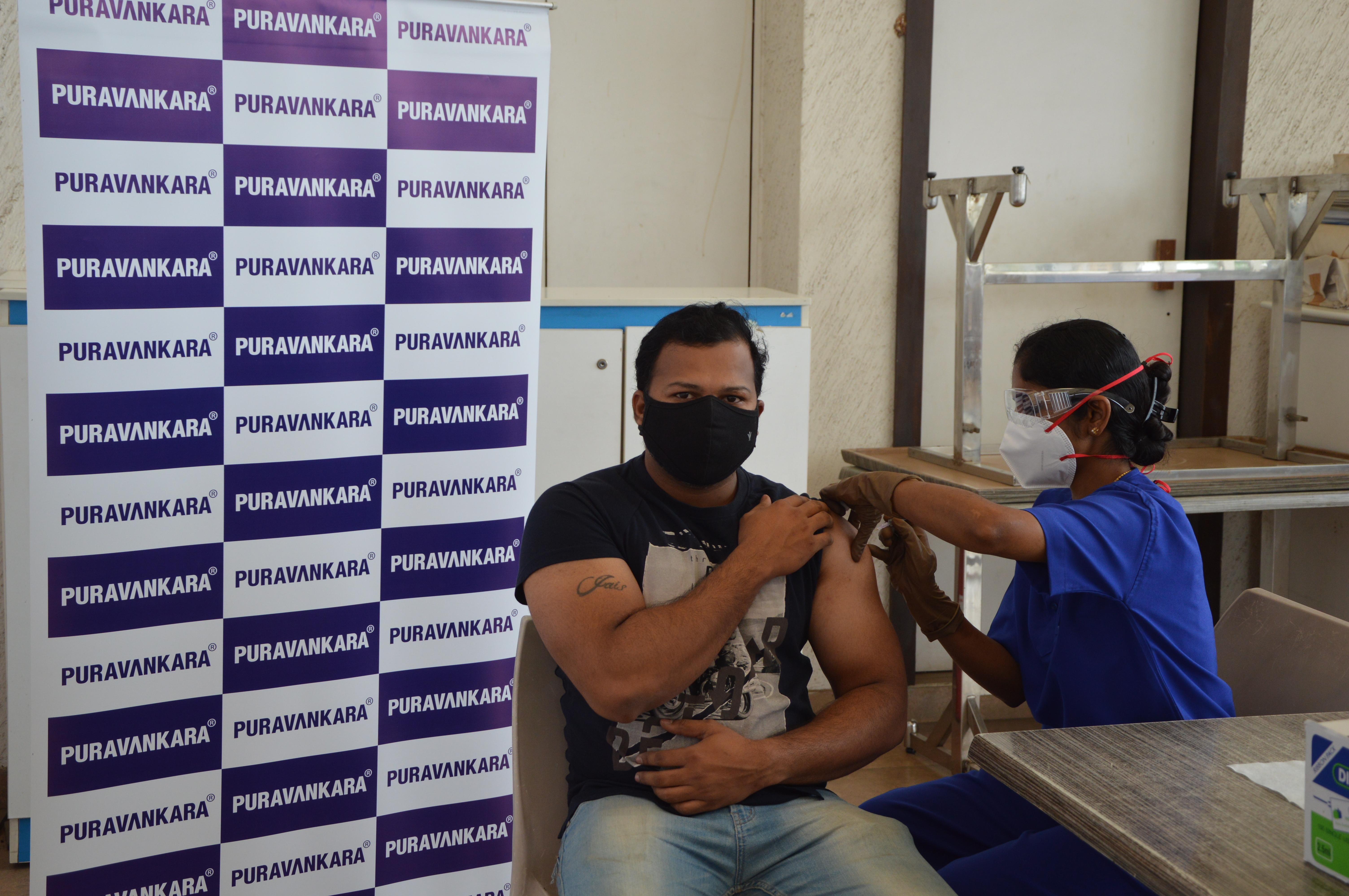 Puravankara Continues its Commitment to Vaccinate 100% of its Employees in India