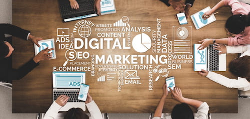 Great benefits of digital contents for companies