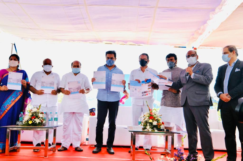 Ramky Enviro partners with GHMC to launch the 2nd Construction and Demolition Recycling Facility in Hyderabad at Fathullaguda, Hayathnagar