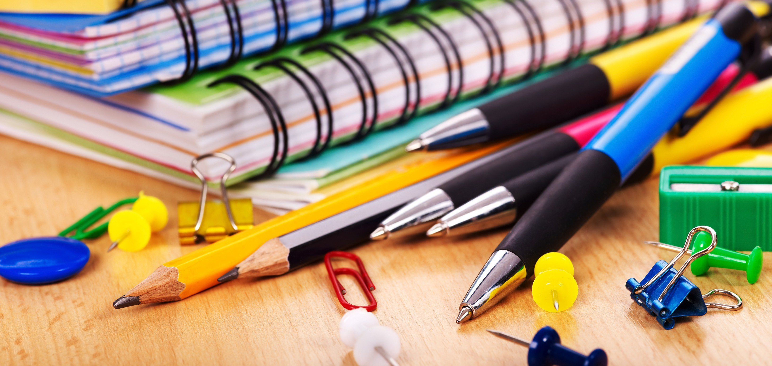 STATIONERY  ALWAYS PRESENT IN COMPANY