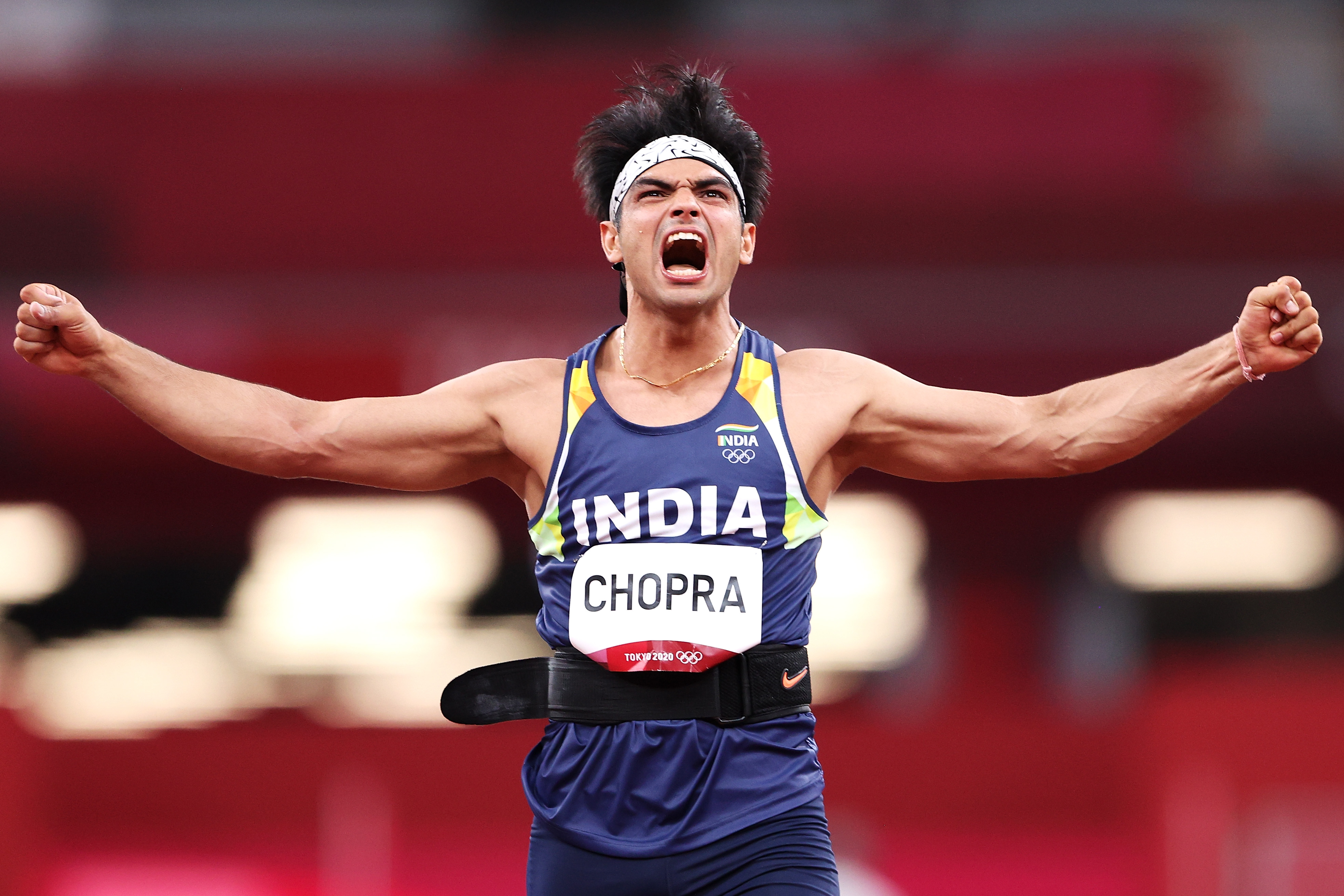 Javelin thrower Neeraj Chopra becomes first Indian to win Olympic Gold in Athletics, seventh medal for India in Tokyo Olympics- the country's highest ever