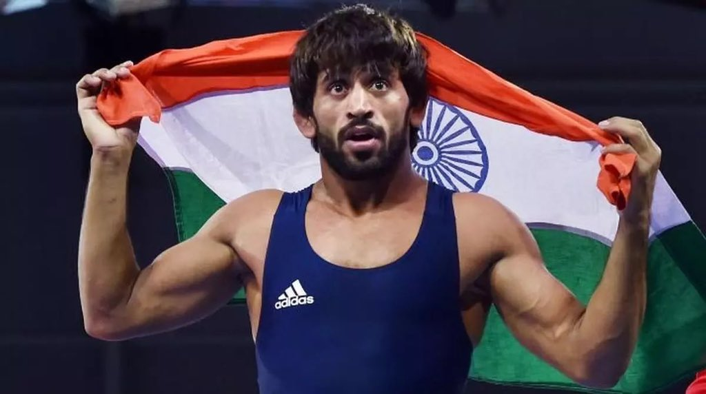Wrestler Bajrang Punia bags bronze medal in men's freestyle 65 kg category, sixth medal for India in Tokyo Olympics