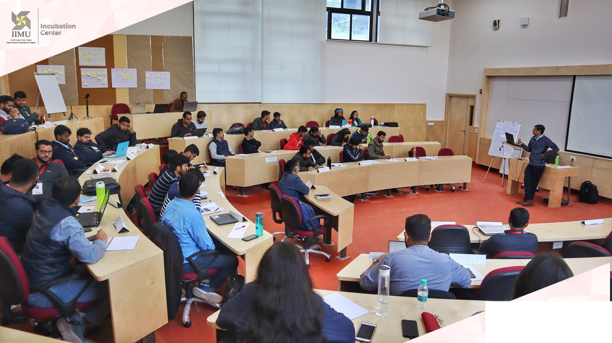 IIM Udaipur Incubation Center Invites AgriTech & FinTech Startups From Across Nation, Doubles the Investment Offerings to 20 lakhs