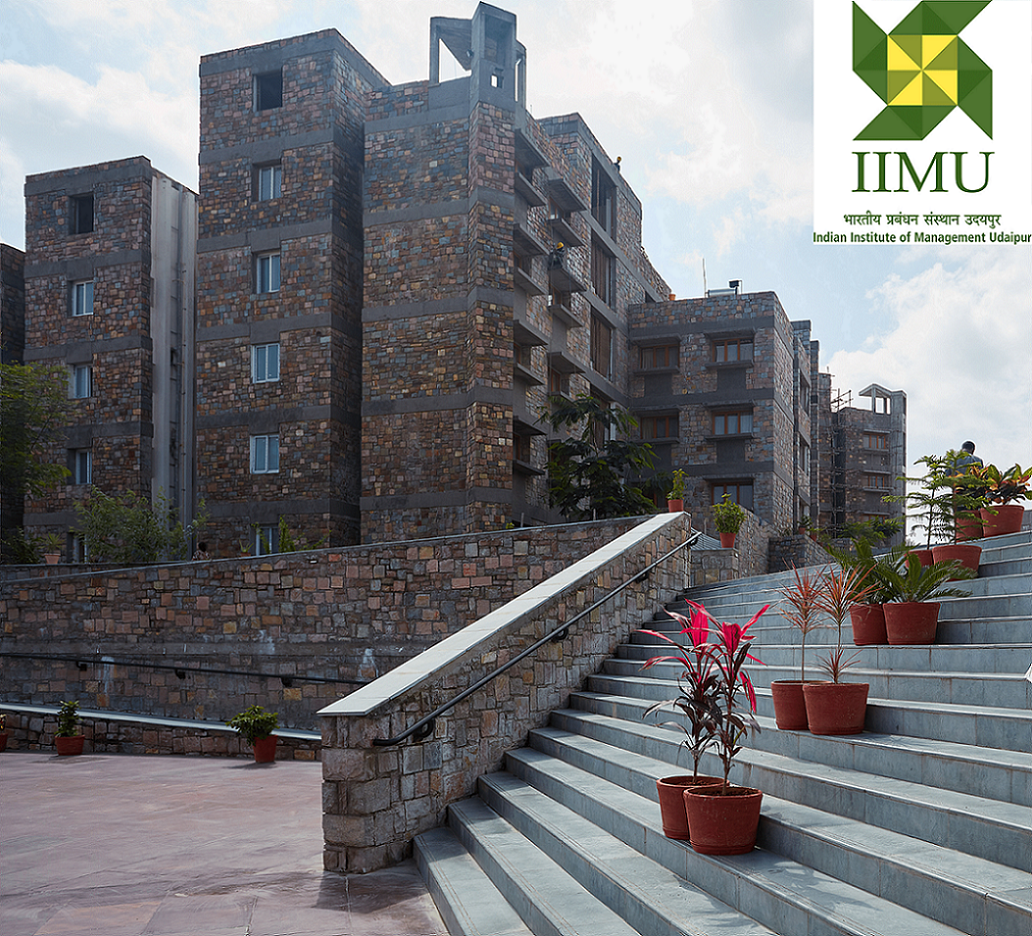 IIM Udaipur continues to be listed in the QS MIM World University Rankings for the third consecutive year  Ranks in the prestigious QS 2022 List