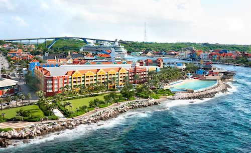 Main tourist attractions in Curacao