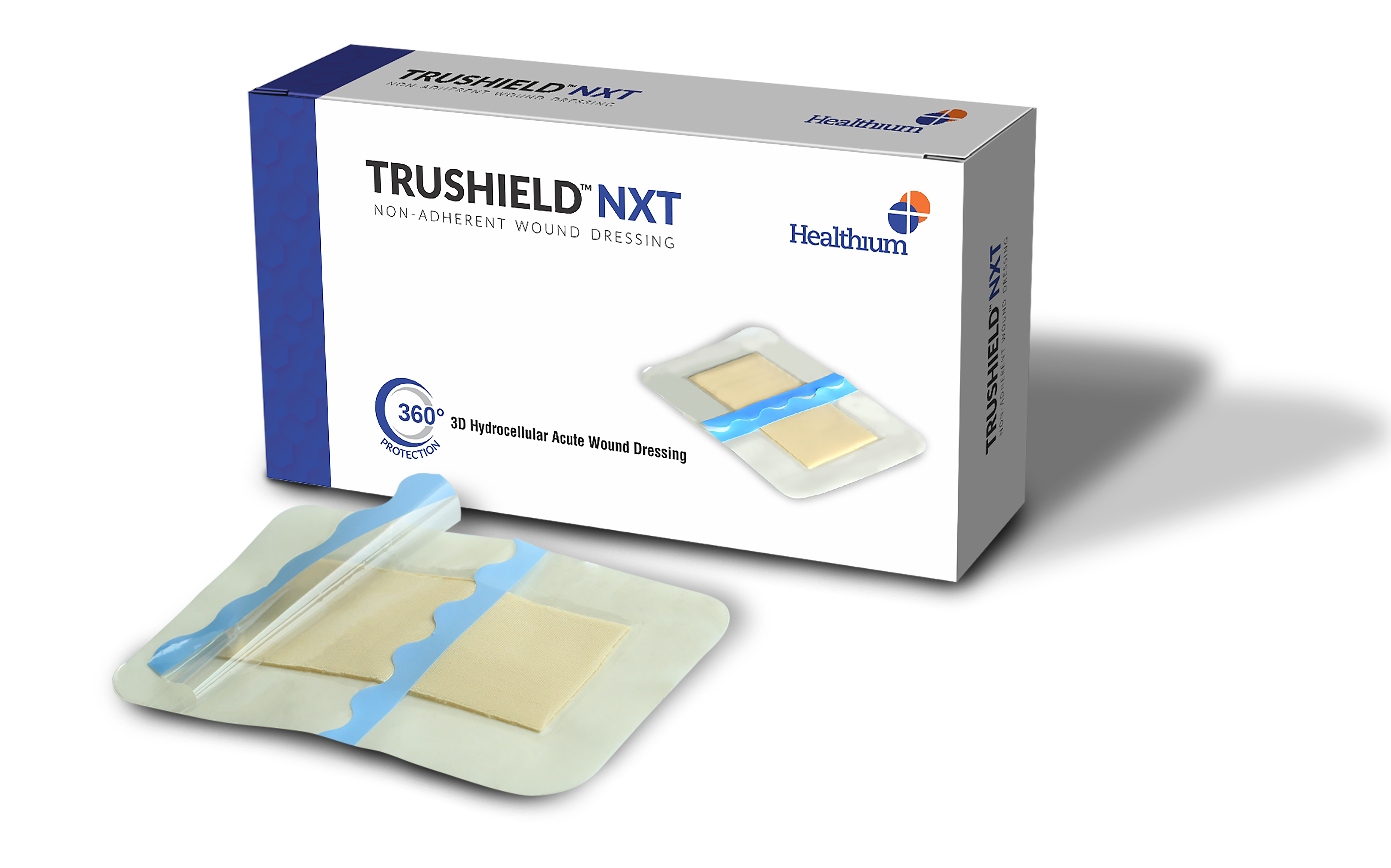 Healthium Medtech introducessurgical wound dressing with patented infection preventiontechnology